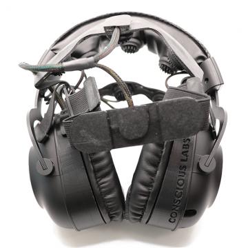 16-channels EEG SUPRA headphones